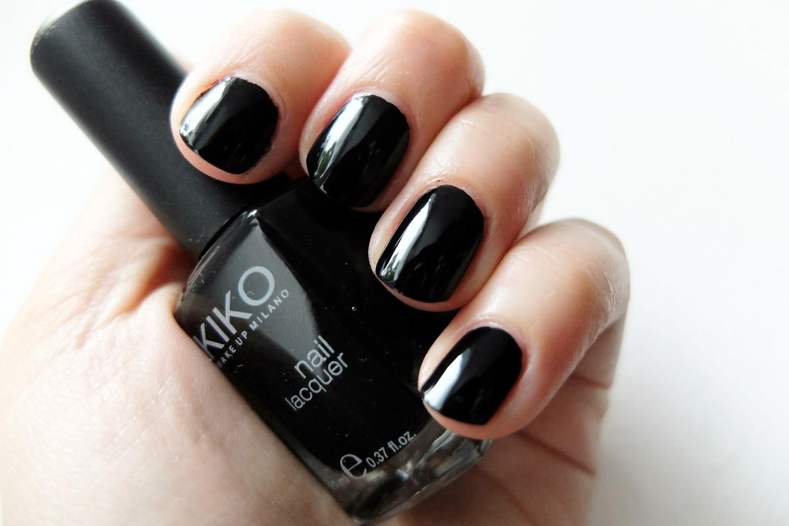 Vernis noir
