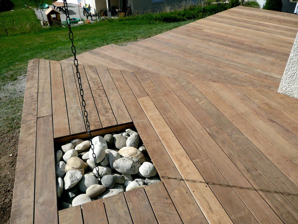 les conseils pour bien choisir sa terrasse en bois. Black Bedroom Furniture Sets. Home Design Ideas