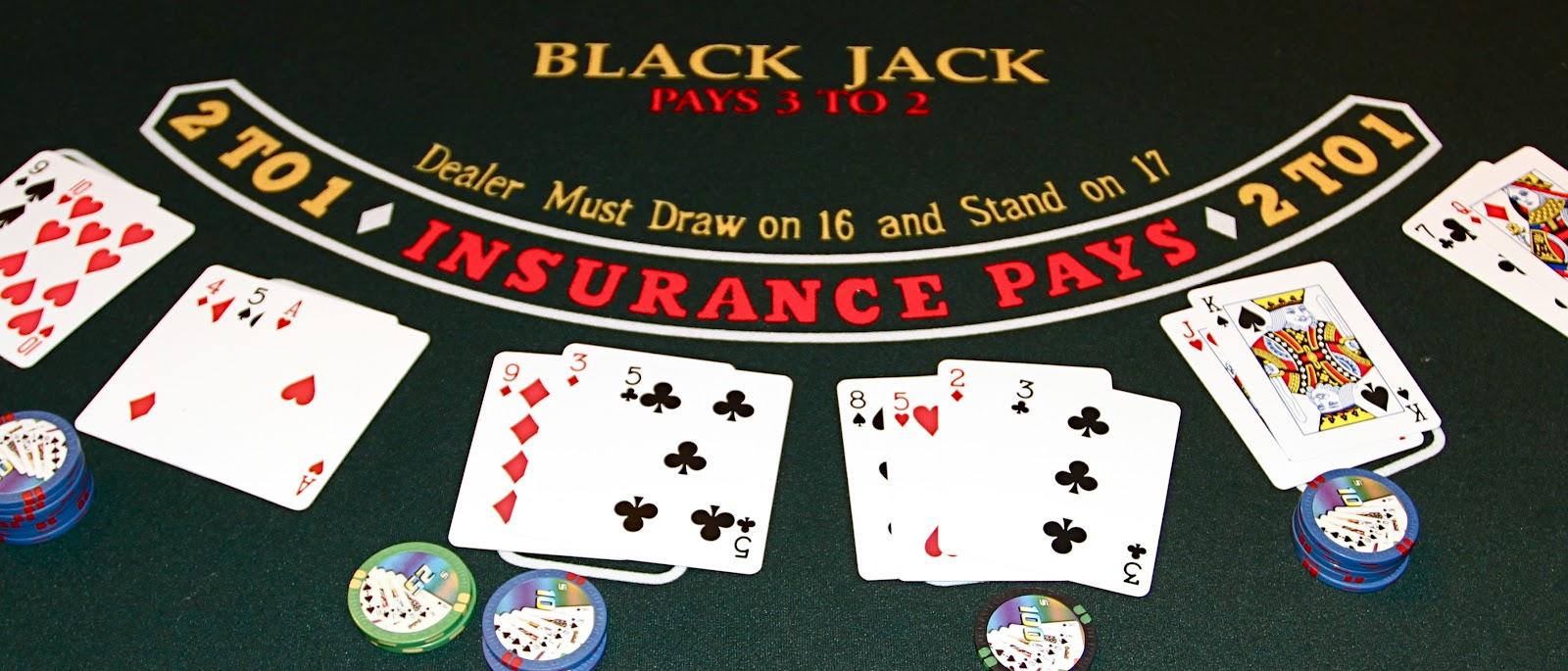 Blackjack, éviter les mauvais logiciels